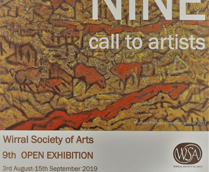 9th Open Exhibition 2019 - Wirral Society of Arts
